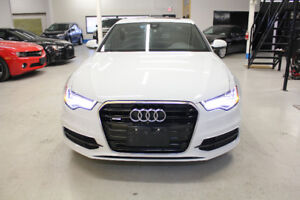 2015 Audi A6 2.0T Technik S LINE LOADED, ONE OWNER, 905-270-0310