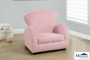 Pink Child Chair