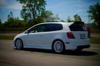 2002 Honda Civic HFP SIR SUPERCHARGED EP3 Hatchback
