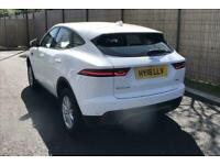 2018 Jaguar E-Pace 2.0d 5dr 2WD ESTATE Diesel Manual