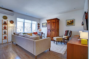 Exquisite 5 1/2 condo for rent in NDG - available immediately