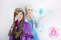 Happily Ever After Parties ~ PRINCESS PARTIES in Winnipeg