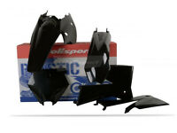Plastic Kit KTM EXC 125/200/250/400/450 05-07 SX SXF 04-06 Black Plastics