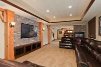 AFFORDABLE $$$ --- QUALITY BASEMENT FINISHING & REMODELING
