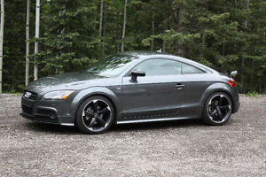 LIKE NEW 2015 AUDI TT 2.0T S LINE COMPETITION QUATTRO