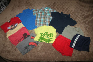 VGUC large lot of 18 month clothes for summer.