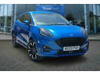 2020 Ford Puma 1.0 EcoBoost Hybrid mHEV 155 ST-Line X 5dr***With Front and Rear