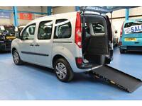 Renault Kangoo Expression AUTO Wheelchair car Automatic mobility scooter vehicle