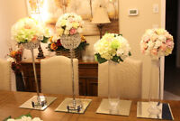 Wedding/ Party Table Decorations & Centerpieces for rent $14
