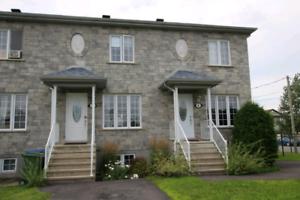 Maison en rangée à vendre