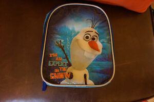 Disney lunch bag - Olaf (from Frozen)