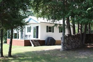 MUST SELL! Cottage on Roddick Lake (Grand Lac Rond)