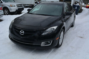 2011 Mazda6 GT ONE OWNER FULLY LOADED NO ACCIDENT