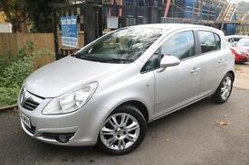 Vauxhall Corsa 1.4 Design Silver 5 Door Aux Input Long MOT Finance Available