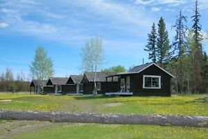 Small Resort in South Cariboo - Rent/Lease