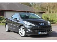 2009 PEUGEOT 207 GT COUPE CABRIOLET CONVERTIBLE PETROL