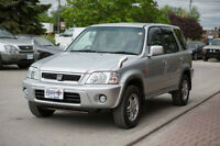2000 Honda CR-V- Right Hand Drive - Certified and E-tested