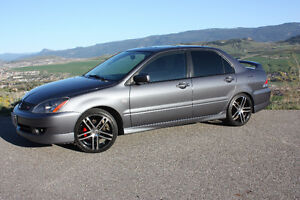 REDUCED 2006 Mitsubishi Lancer Ralli Art