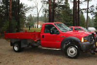 2005 Ford F-550 Pickup Truck - NEW PRICE