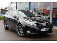 2013 TOYOTA AVENSIS 2.0 D 4D Icon GBP30 TAX, NAV, CAMERA and BLUETOOTH