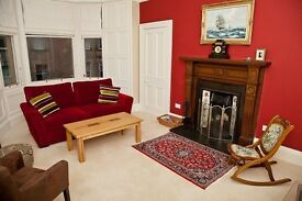Stunning Short Term Apartment In Bruntsfield