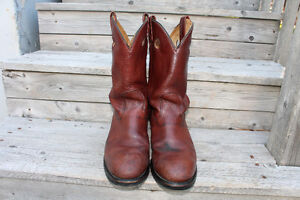 motorcycle boots steel toe size 10