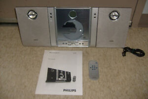 Philips MC235/37 Micro Hi-Fi System with Remote