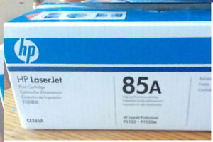 HP LASERJET 85 A PRINT CARTRIDGE
