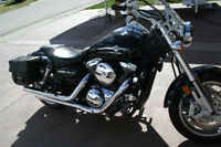2005 MEAN STREAK KAWASAKI MOTORCYCLE