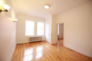 5 1/2 Apartment in NDG! Heating & Appliances included