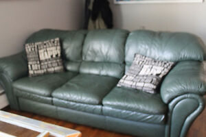 Leons Leather couch need gone asap