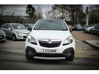 2015 15 VAUXHALL MOKKA 1.4T Limited Edition 5dr in Whit