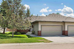 Three Bedroom Two Bathroom Half Duplex In Secluded 45+ Complex