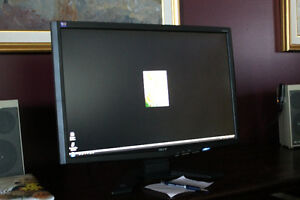 "24"" Acer Monitor"