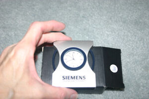 Siemens Clock for Desktop