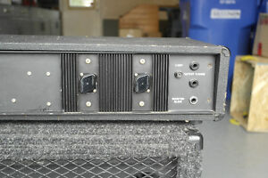 Amplifier head and cabinet  combo West Island Greater Montréal image 4