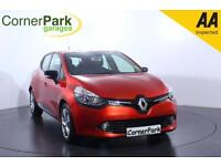 2013 RENAULT CLIO DYNAMIQUE MEDIANAV ENERGY TCE S/S HATCHBACK PETROL