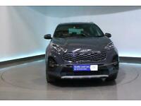2020 Kia Sportage 1.6 T-GDi GT-Line (s/s) 5dr SUV Petrol Manual