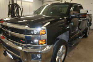 2016 CHEVY SILVERADO K2500 HD -- 1 OF 3 OFFERED AT AUCTION