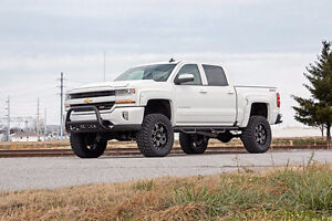 """Rough Country 5"""",6"""",7.5"""" Lift kits for Chevrolet & GMC 07-17 London Ontario image 7"""