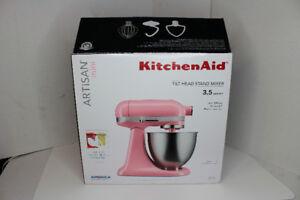 KitchenAid Artisan Mini Stand Mixer - 3.5Qt - 0.22HP - Guava