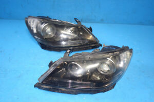 JDM Acura RL OEM Hid Clear Housing Headlights Lamps 2005-2008