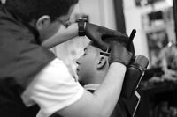 BARBER SCHOOL - ECOLE DE BARBIER - STARTING AT $399