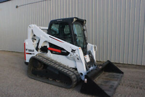 2011 Bobcat T650 Tracked Skid Steer