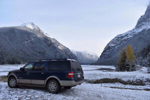 2007 Ford Expedition MAX Eddie Bauer SUV