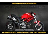 2012 12 DUCATI MONSTER M796 800CC 0% DEPOSIT FINANCE AVAILABLE