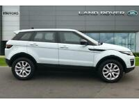 2016 Land Rover Range Rover Evoque 2.0 TD4 (180hp) SE Tech Auto SUV Diesel Autom