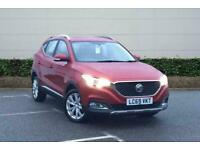 2019 MG ROVER ZSC Zs 1.0T GDi Excite 5dr DCT Hatchback Automatic Hatchback Petro