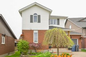 OPEN HOUSE TODAY 2-4pm! 4 Scott Court, Guelph
