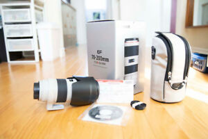 Canon 70-200mm f/2.8 IS II USM - MINT condition